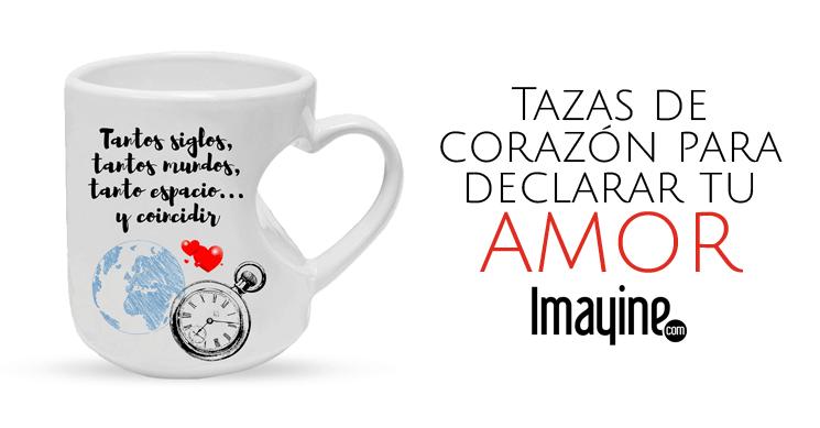 Tazas De Corazón Para Declarar Tu Amor Blog Imayine